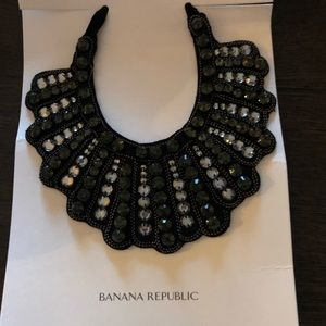 Exclusive Notorious RBG collar necklace